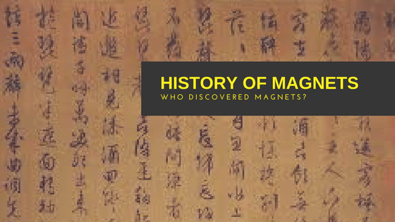 Who First Discovered Magnets?