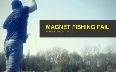 Magnet Fishing: What not to do
