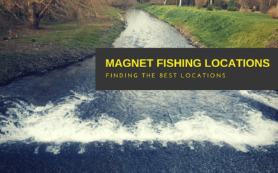 Top 7 Magnet Fishing Locations