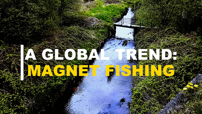 What is Magnet Fishing?