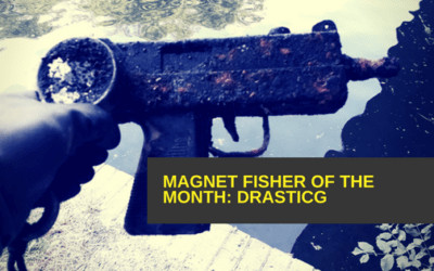 Magnet Fisher of the Month – Drasticg