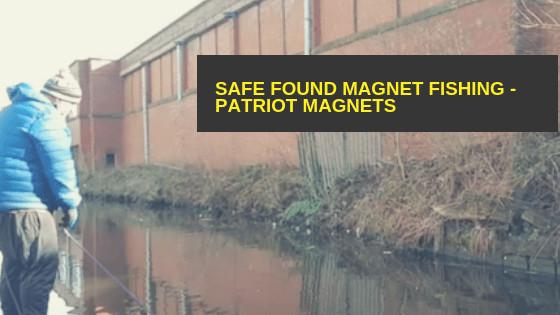 Magnet fisher returns stolen goods after 12 years