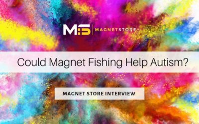 Could Magnet Fishing Help People With Autism