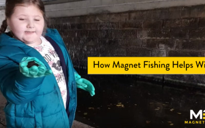Willow's Story: How Magnet Fishing Helps Autism